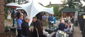 mobile bar and catering lancashire ,caterers blackpool50th Birthday Party Catering Marquee