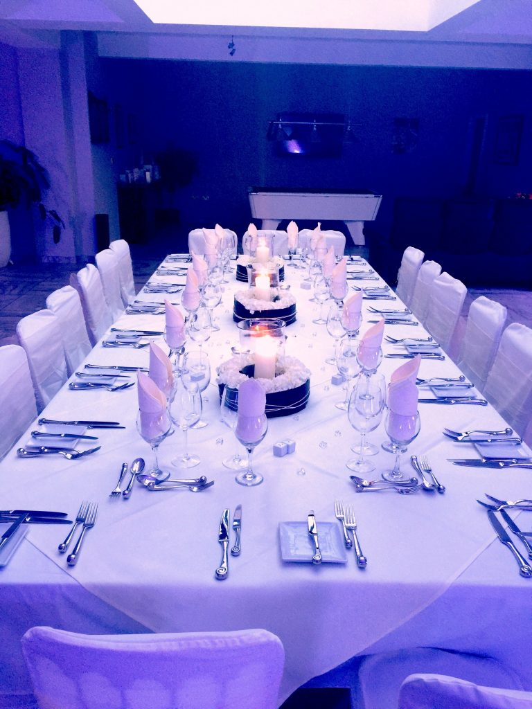 private dinner party caterers lancashire
