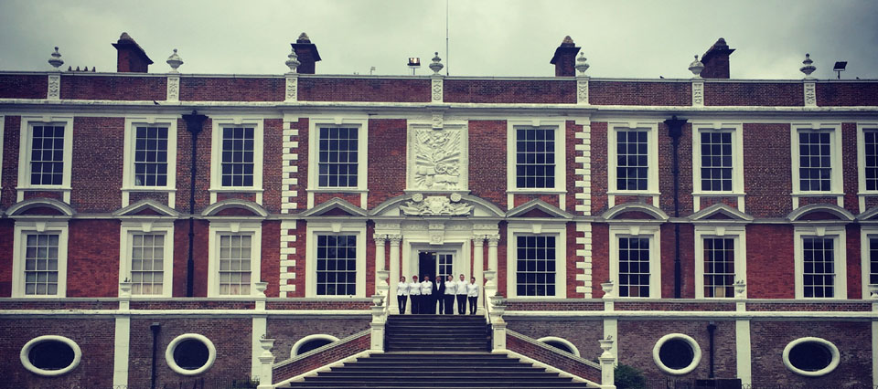 Croxteth Hall Outside Catering Liverpool