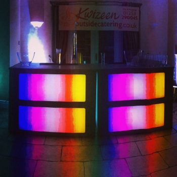 Portable Bar Hire Lancashire