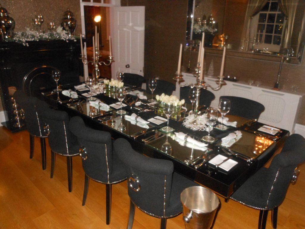 Pirvate dining Alderley edge