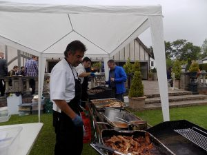 BBQ, BBQ Catering, outside catering, Cheshire catering, manchester