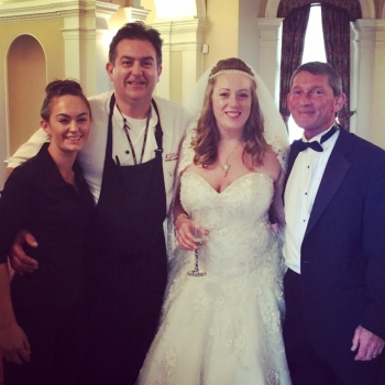 Wedding Catering Liverpool