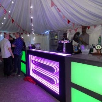 Portable Bar Hire Cheshire