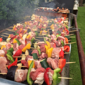 Outside Caterers Barbeques Lancashire