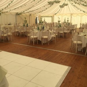 Marquee Wedding Lytham St Annes Lancashire