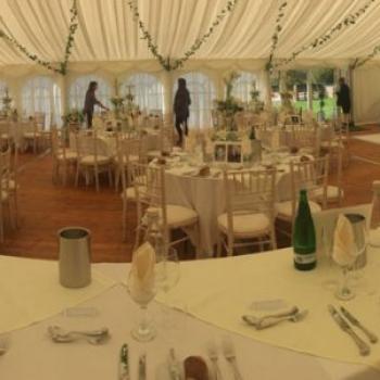 Marquee Wedding Lytham St Annes