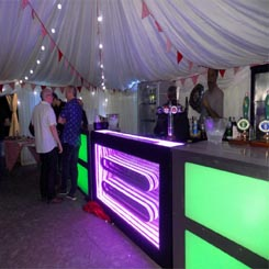 Portable Bar Hire Cheshire