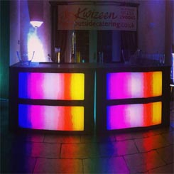 Mobile Bar Hire Lancashire