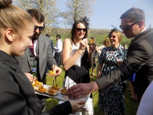 Wedding Caterers Lake District Cartmel Cumbria and Mobile Bar Hire