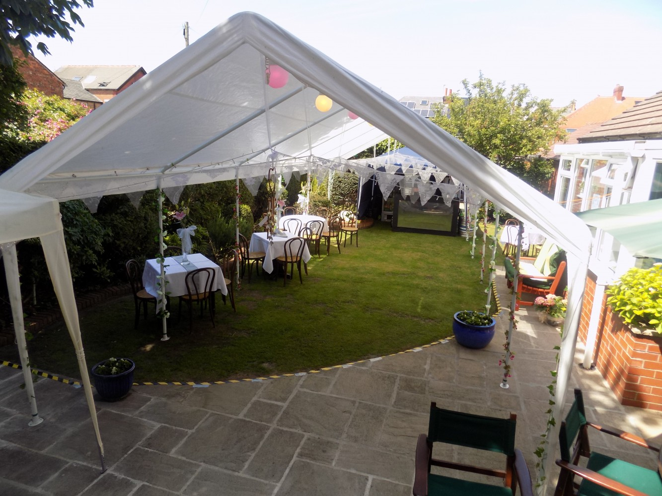 Outside Catering for Party at Home Lytham St Annes