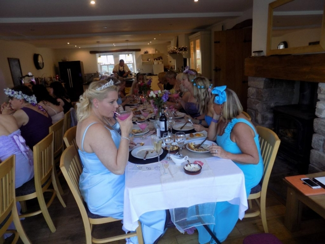 Private Dinner caterers Bowness on windermere cumbria