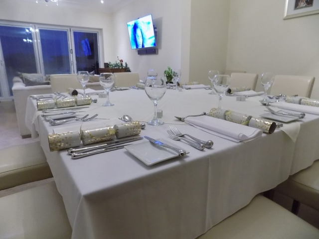 Private dinner party catering Preston Lancashire